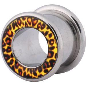 Steel Basicline® Tunnel Leopard