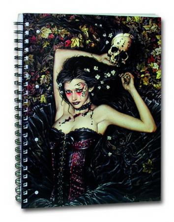 Iria Notizbuch, A4, kariert