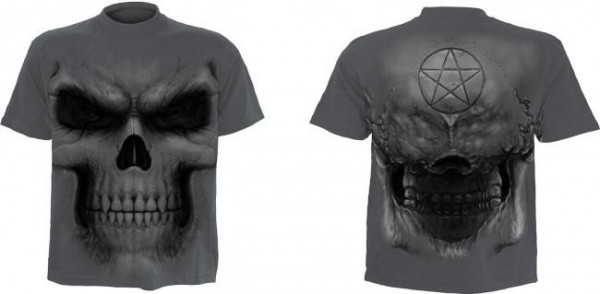 Shadow Master T-Shirt im Kohle-Look