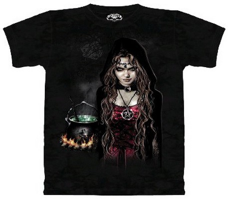 "T-shirt ""The Witching Hour"""