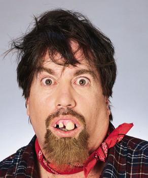 Doofas Zähne