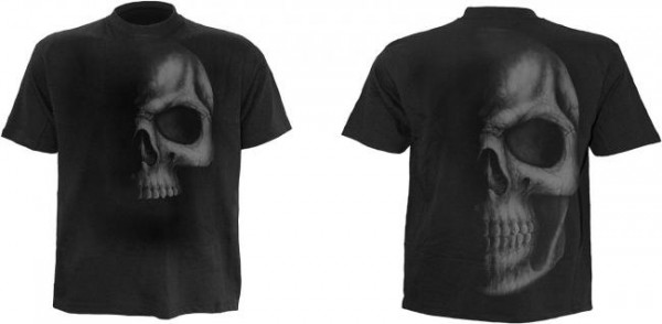 Shadow Skull T-Shirt schwarz