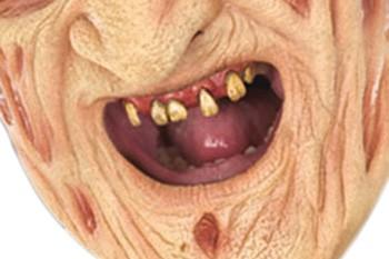 Freddys Zähne
