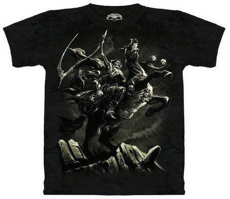 """T-shirt """"Pale Horse"""""""