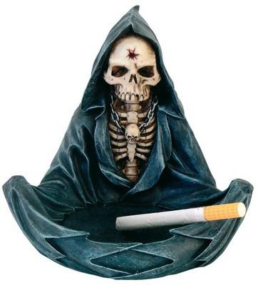 Aschenbecher Grim Reaper