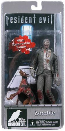 Resident Evil - Zombie with Dog