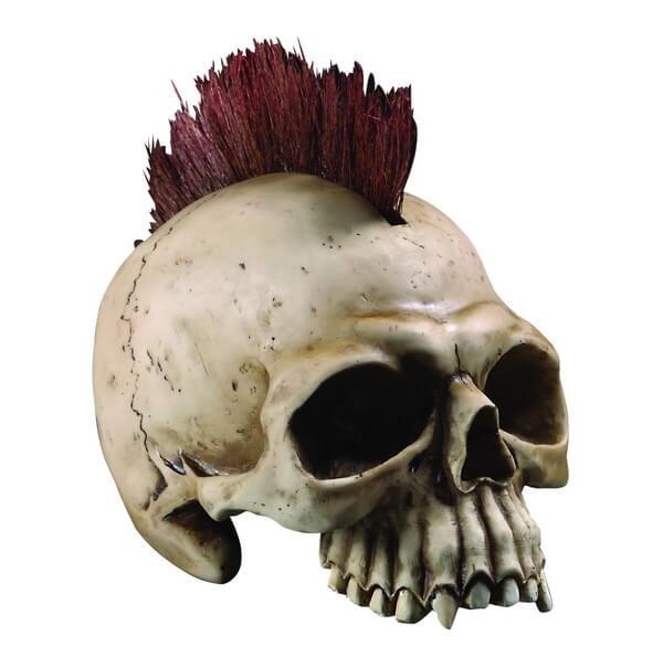Irokesen Vampirschädel