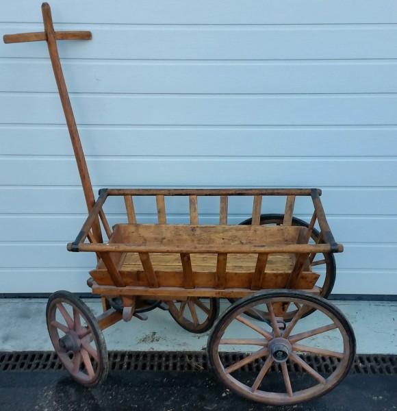 Antiker Leiterwagen (nur Abholung möglich)
