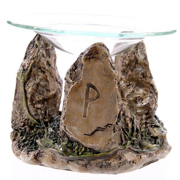 Runensteinkreis Duftlampe