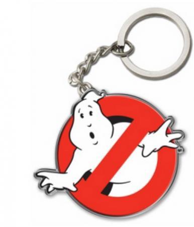 *Ghostbusters Schlüsselanhänger Logo
