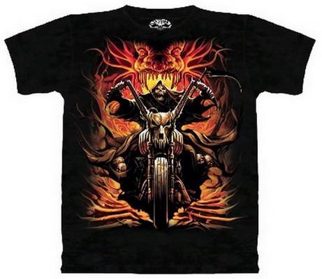 """T-shirt """"Grim Rider"""""""