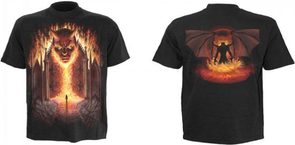 Gates Of Hell T-Shirt