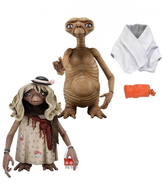 E.T. Der Außerirdische (ohne Perücke)