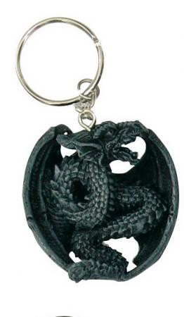 Schlüsselanhänger Drachen 1