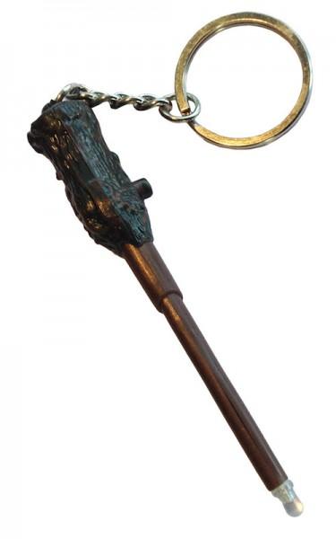 Schlüsselanhänger Harrys Zauberstab
