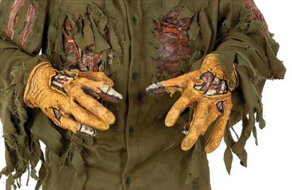 Jason Deluxe Hände 1 Paar
