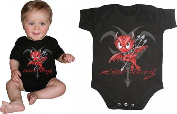 Little Devil Babystrampler