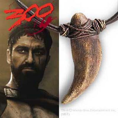 Frank Millers 300 Anhänger König Leonidas