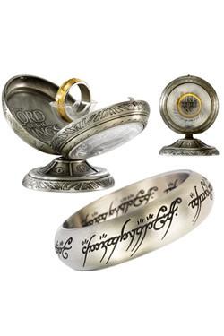 HdR Edelstahl-Ring Der Eine Ring (Steel)