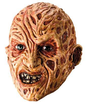 Freddy 3/4 Vinyl Maske