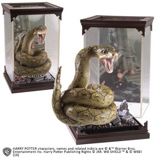 Harry Potter Magical Creatures Statue Nagini