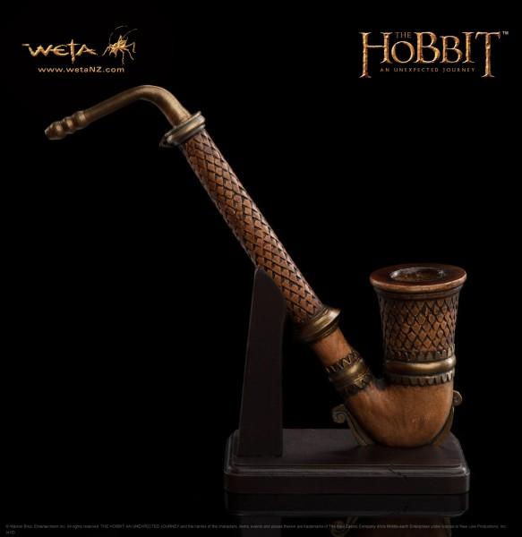Der Hobbit Replik 1/1 Filis Pfeife