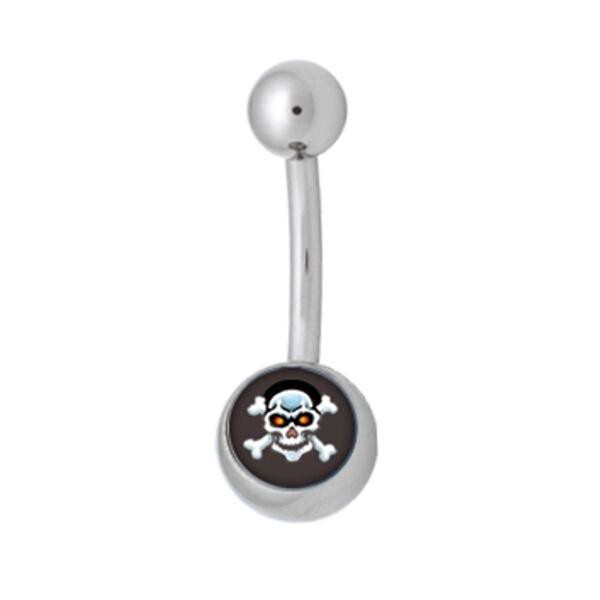 Titan Highline® Picturebell Skull